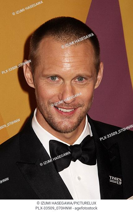 Alexander Skarsgard 01/07/2018 The 75th Annual Golden Globe Awards HBO After Party held at the Circa 55 Restaurant at The Beverly Hilton in Beverly Hills