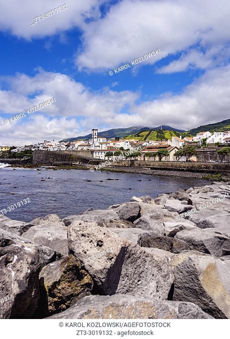 Vila Franca do Campo, Sao Miguel Island, Azores, Portugal