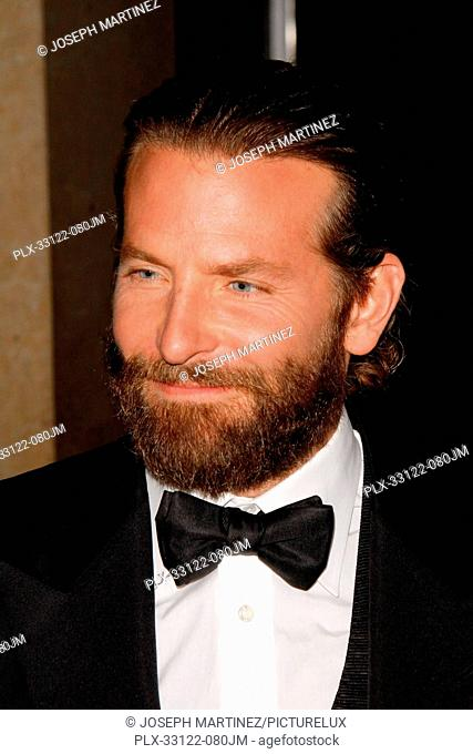 Bradley Cooper at the 30th Annual American Cinematheque Award and Fundraiser honoring Ridley Scott held at the Beverly Hilton Hotel in Beverly Hills, CA