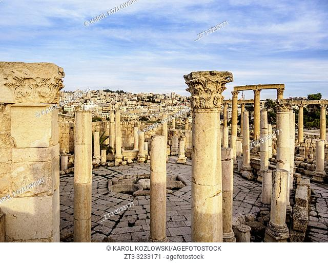 The Macollum, Jerash, Jerash Governorate, Jordan