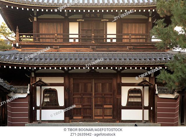 Japan; Kyoto, Kenninji Temple,