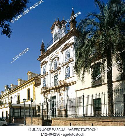 Hospital de la Santa Caridad, Sevilla. Andalusia, Spain