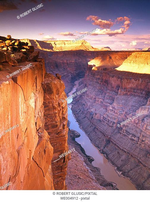 Grand canyon. Arizona. USA