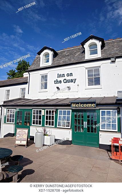 England Devon Goodrington Sands 'Inn on the Quay'