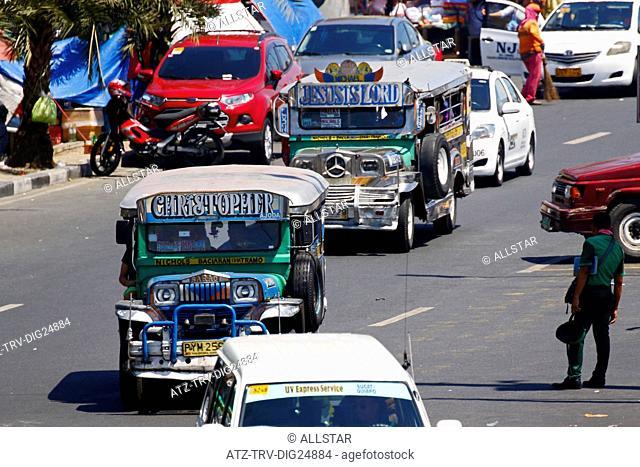 JEEF BUSES; BACLARAN, MANILA, PHILIPPINES; 05/05/2015