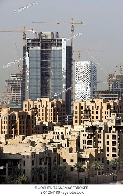 Downtown Dubai, United Arab Emirates, Middle East