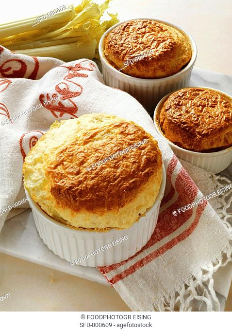 Small Cheese Souffle