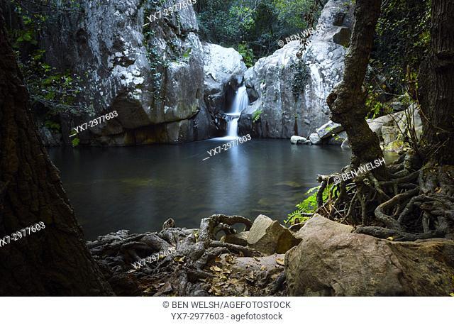Rio de la Miel, Algeciras, Cadiz, Andalusia, Spain