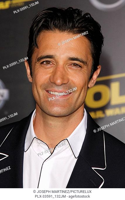 """Gilles Marini at the Premiere of Lucasfilm's """"""""Solo: A Star Wars Story"""""""" held in Hollywood, CA, May 10, 2018. Photo by Joseph Martinez / PictureLux"""