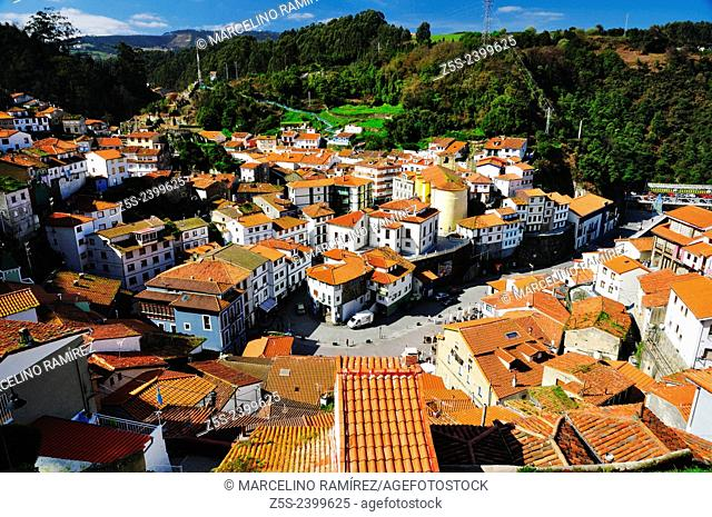 Cudillero is a small village and municipality in the Principality of Asturias