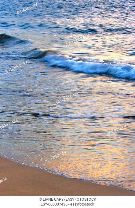ocean sea and sand