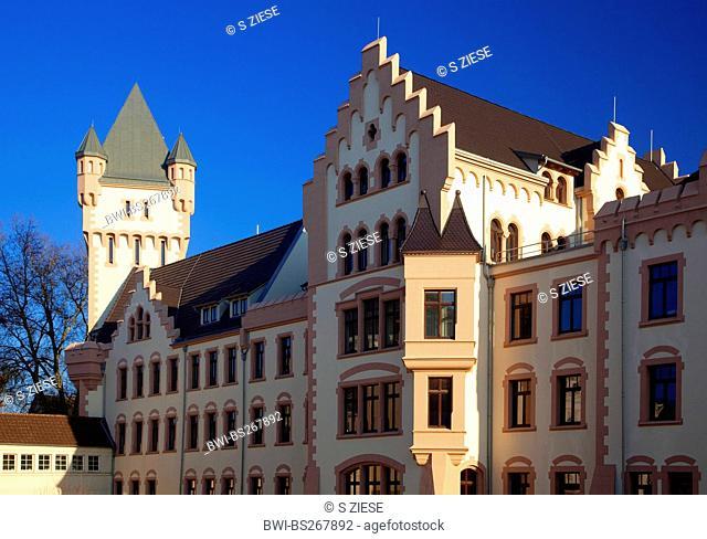 Hoerder Castle, Horde, Germany, North Rhine-Westphalia, Ruhr Area, Dortmund