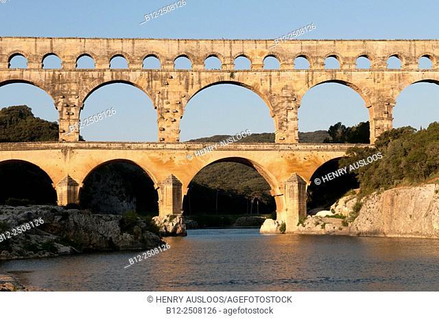 Pont du Gard - Southern France