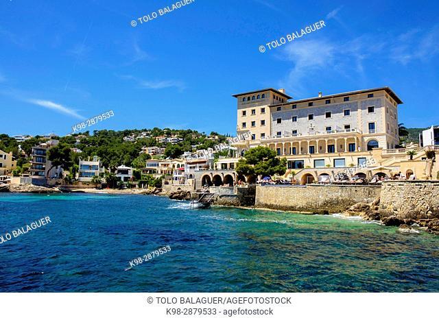 Hotel Maricel, Cala Major, Palma, Mallorca, balearic islands, spain, europe