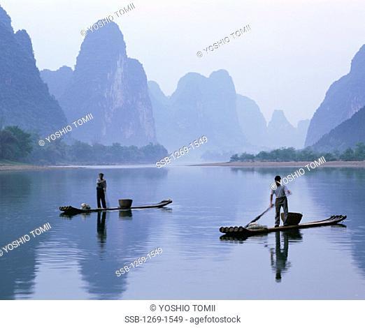 Li RiverGuilinChina