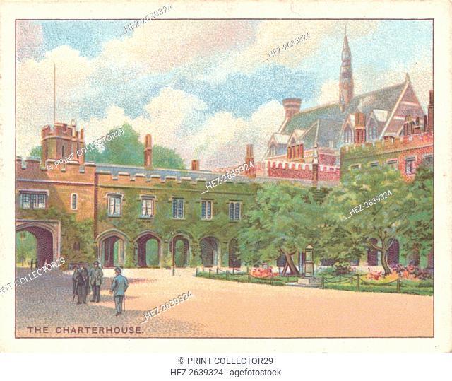 'The Charterhouse', 1929. Artist: Unknown
