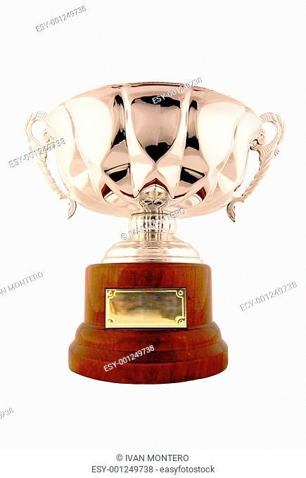 still trophy success cup