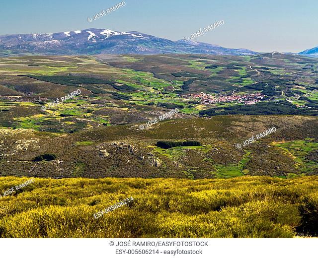 Navacepeda de Tormes. Avila. Castilla Leon. Spain