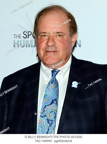 Chris Berman attends the 3rd Annual Sports Humanitarian of the Year Awards at LA LIVE'S The Novo in Los Angeles on July 11, 2017