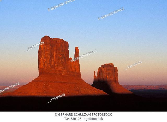 Monument Valley. Utah, USA