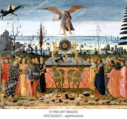 The Triumph of Time, 1480-1490. Artist: Jacopo del Sellaio (1442-1493)