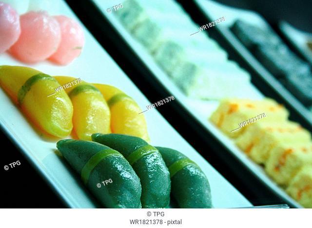 dessert in Insadong