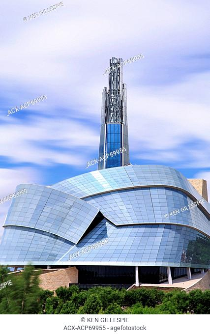Canadian Museum for Human Rights, Winnipeg, Manitoba, Canada