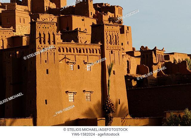 Ait Benhaddou,Morocco