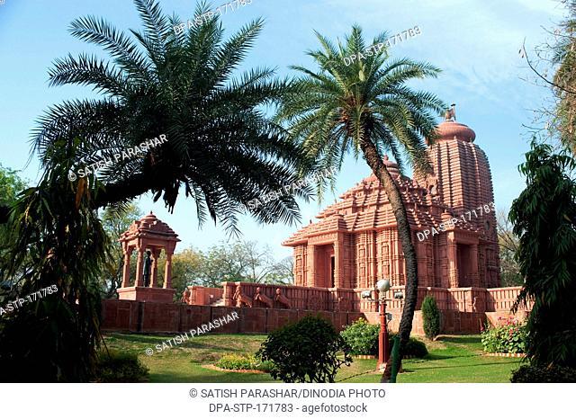 Sun temple gola mandir at Morar , Gwalior , Madhya Pradesh , India