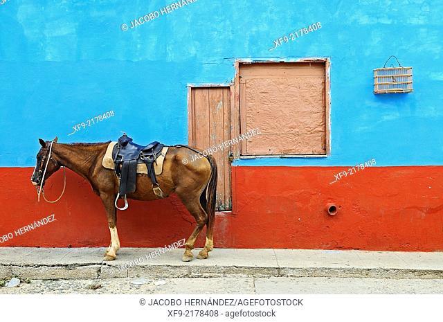 Trinidad.Sancti Spíritus province.Cuba