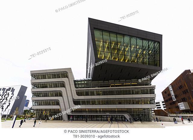 University of Vienna, WU Wien: Wirtschaftsuniversität