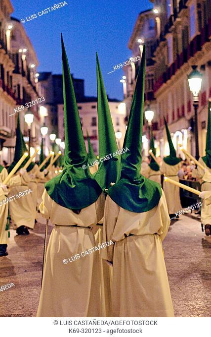 Holy Week. Málaga. Spain