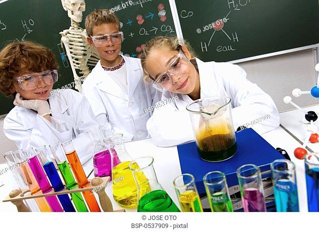 CHEMISTRY TEACHING Models