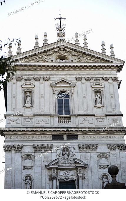 Church of Saints Domenico and Sisto, Rome, Italy