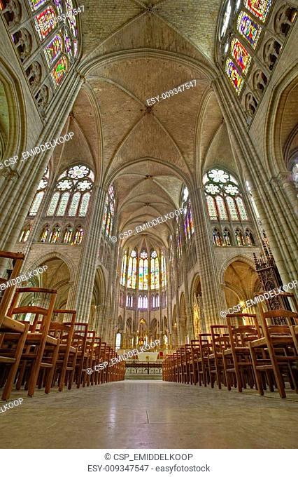 Cathedral de Saint Denis