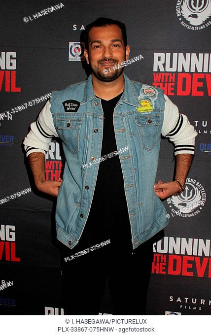 "JoJo Ryder 09/16/2019 """"Running with the Devil"""" premiere held at Writers Guild Theater in Beverly Hills, CA Photo by I. Hasegawa / HNW / PictureLux"