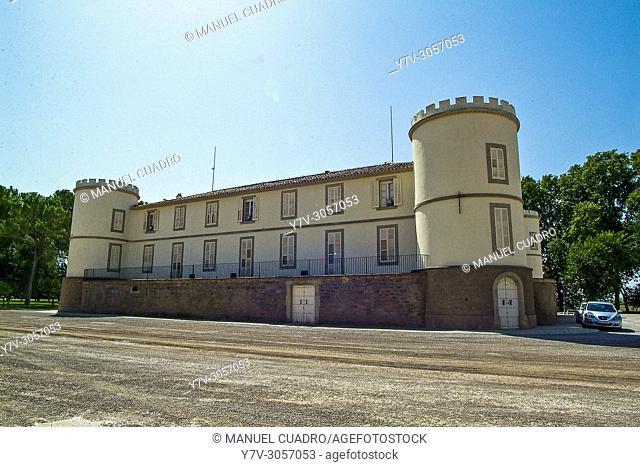 Bodega Castell del Remei, Denominación de Origen Costers del Segre, Lleida Province, Catalonia, Spain
