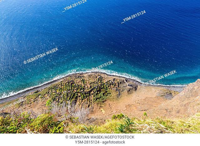 Calhau das Achadas near Achadas da Cruz, Madeira, Portugal