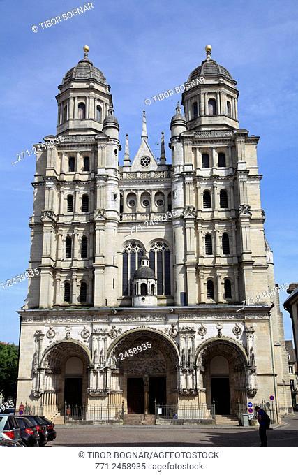 France, Bourgogne, Dijon, Église St-Michel, church
