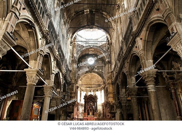 Catedral  Sibenik  Dalmacia, Croacia