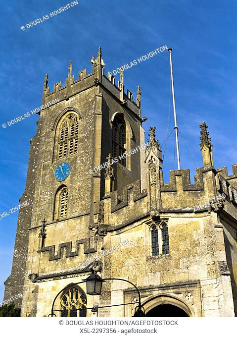 St Peters Church WINCHCOMBE GLOUCESTERSHIRE Cotswold church
