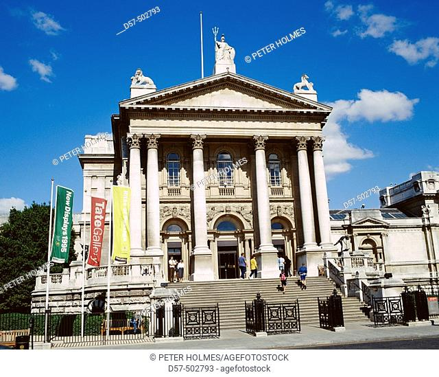 Tate Gallery. London. England