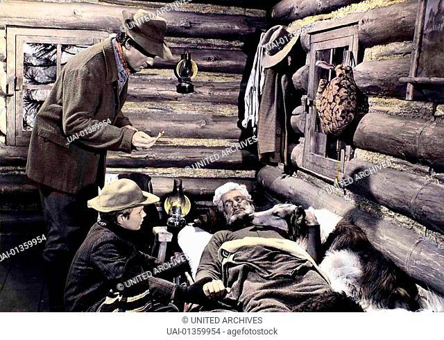 Lassie Und Die Goldgräber, Painted Hills, The, Lassie Und Die Goldgräber, Painted Hills, The, Bruce Cowling, Gary Gray, Paul Kelly Noch ahnen der Goldgräber...