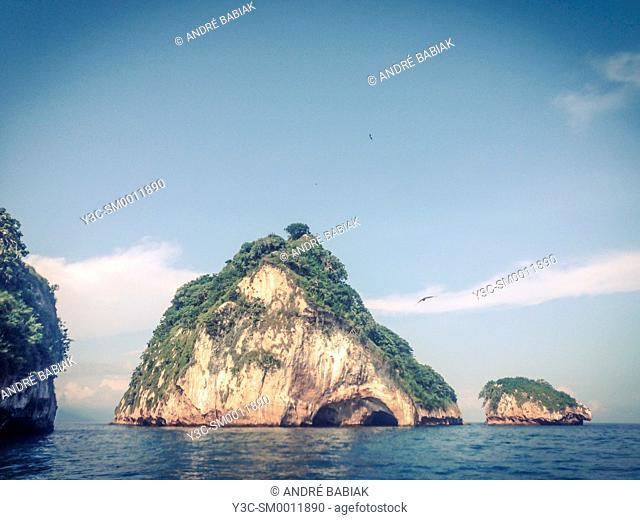 Los Arcos National Marine Park, Banderas Bay, Mexico