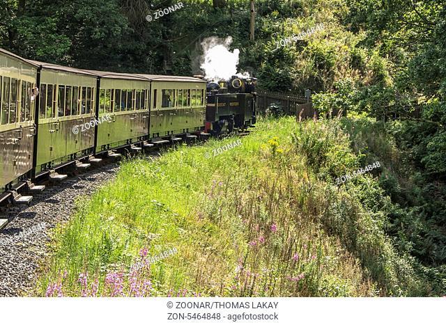Steam Train to Aberystwyth