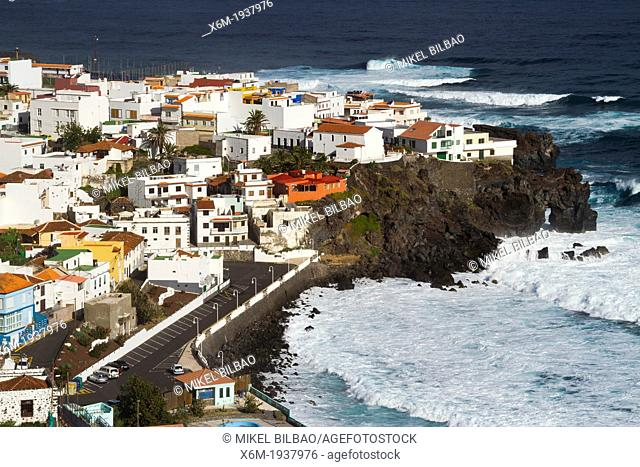 Las Aguas, San Juan de la Rambla. Tenerife, Canary Islands, Atlantic Ocean, Spain