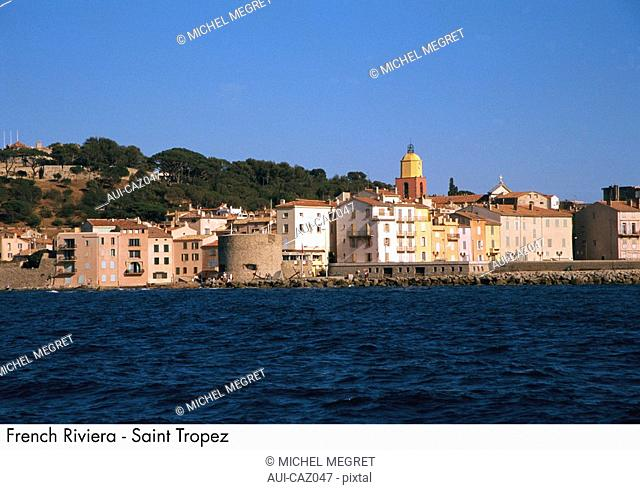 French Riviera - Saint Tropez