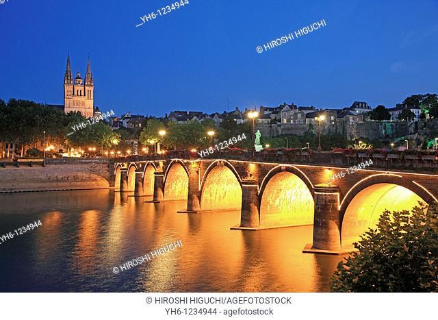 France, Maine-et-Loire, Angers