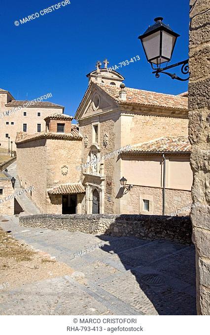 Convento de las Carmelitas, Cuenca, Castilla-La Mancha, Spain, Europe
