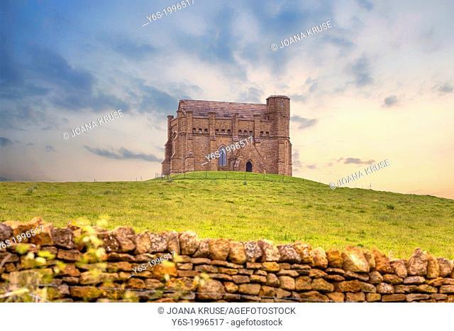 St Catherine's Chapel, Abbotsbury, Dorset, United Kingdom